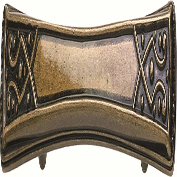 Atlas 263-Bb Maltese Tuscan/European 5-Inch Door Pull Burnished Bronze - Cabinet And Drawer ...