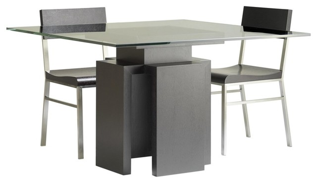 Nottingham 48 Square Dining Table W Glass Gt Dining Tables Ratana ...