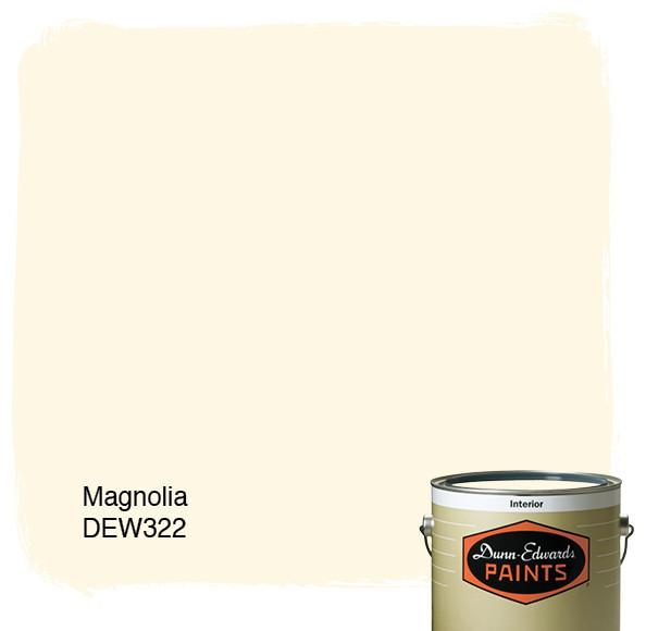Dunn Edwards Paints Magnolia Dew322