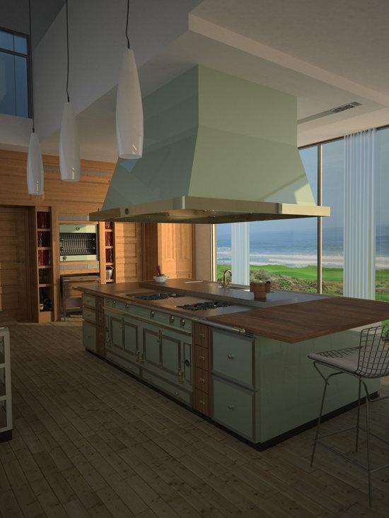 La Cornue kitchens -
