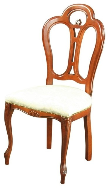 New rococo chair mahogany victorian dining chairs by euroluxhome