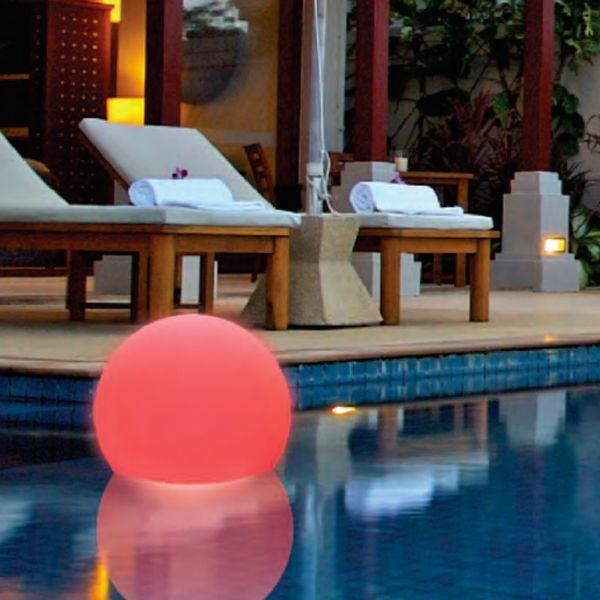 Rechargeable Floating Outdoor Light outdoor-lighting