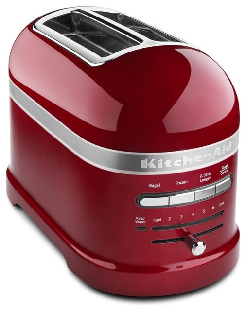 Kitchenaid Pro Line Toaster Contemporary Toasters By Williams Sonoma