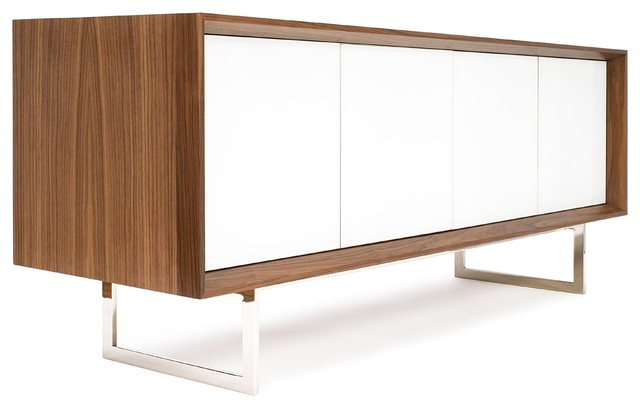 deep sideboard modern buffets and sideboards by desu design. Black Bedroom Furniture Sets. Home Design Ideas
