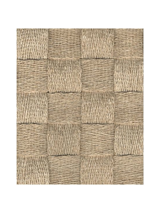 Natural Fiber Rugs & Carpets - Minette M1 - Made of 100% abaca.  Rugs in any size up to 20' wide.  Purchase at Hemphill's Rugs & Carpets Orange County, California.  Our showroom offers the largest selection of sisal, seagrass, mountaingrass, abaca, and jute products in Southern California. www.RugsAndCarpets.com