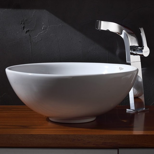 sink and typhon faucet chrome modern bathroom sinks new york