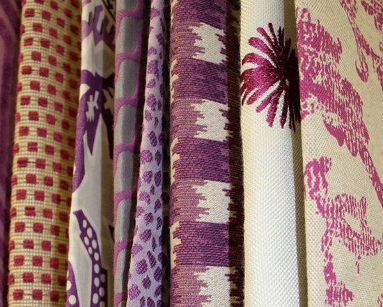 Fushia Fabrics -