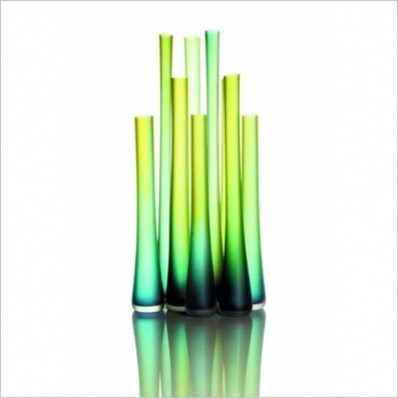 Modern Glass Vases Contemporary Vases By Plushpod