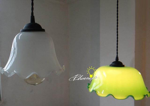 LOFT Industrial Glass Shape Pendant Lighting 1 contemporary-pendant-lighting