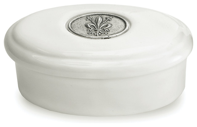 Regale Oval Box traditional-storage-bins-and-boxes