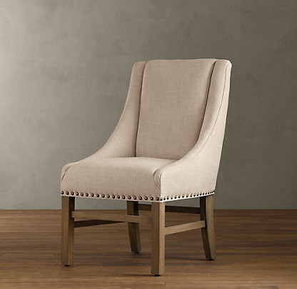 Should I two of these upholstered end chairs for my