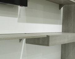 NYC Showroom modern-kitchen