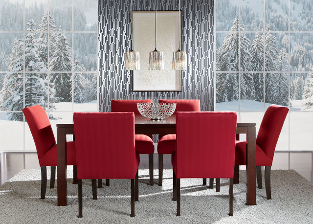 Holiday Inspired Spaces dining-room