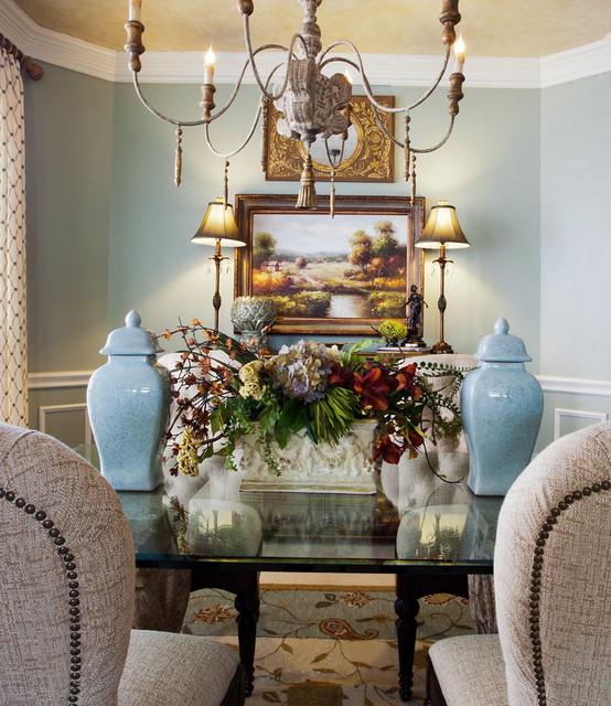 Peri Nicole Interiors traditional-dining-room