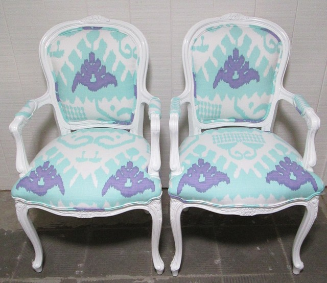 Liven UP design's Custom Designs living-room-chairs