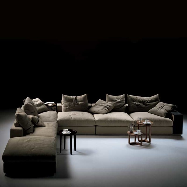 Flexform Groundpiece Sofa Modern sectional sofas