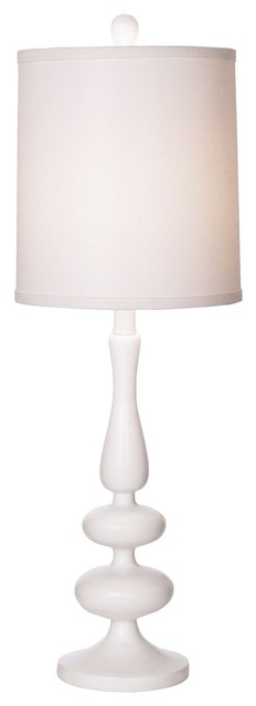 Pacific Coast Table Lamp, The Michelle White traditional table lamps