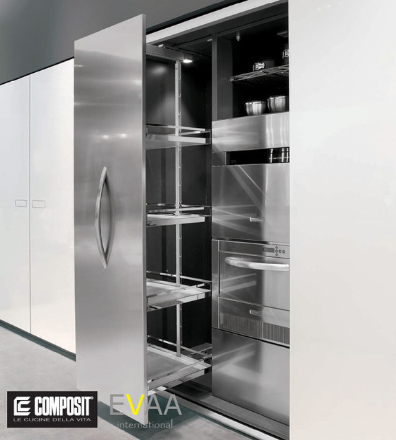 Italian Kitchens (by COMPOSIT CUCINE - Touch) modern-kitchen