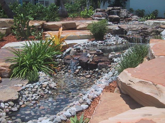 Home Landscape Design traditional-landscape