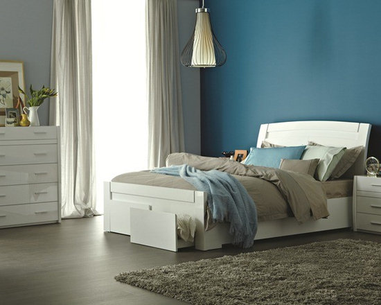Contemporary Collections - Accord Bed