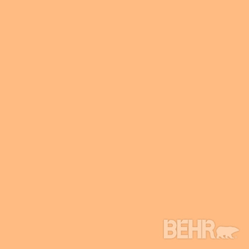 BEHR® Paint Color Apricot Flower 270B-4 - Modern - Paint - by BEHR®