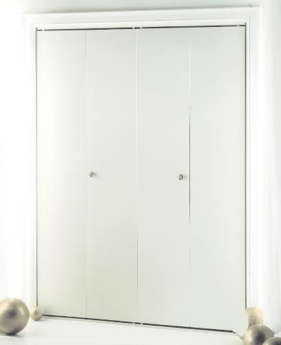 Aluminum Flush Panel Doors : The flush metal bi fold door quot panel style