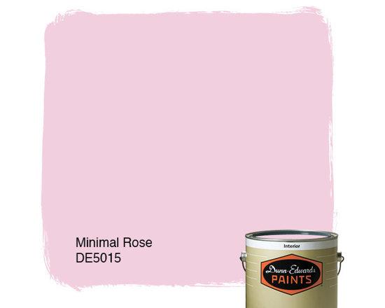 Dunn-Edwards Paints Minimal Rose DE5015 -