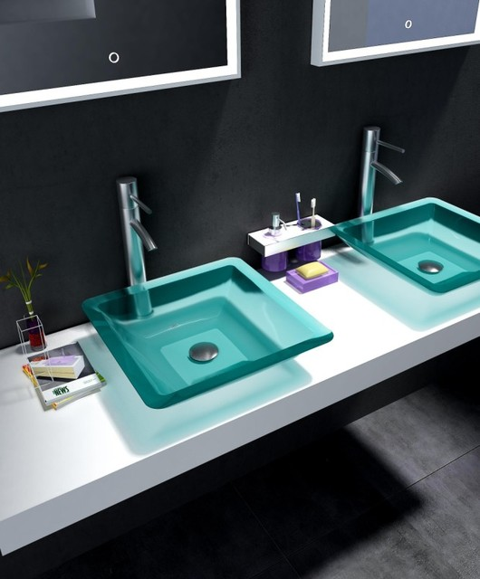 Bathroom Sink Manufacturers : ... Bathroom Sinks - other metro - by Bathroom vanities Manufacturer