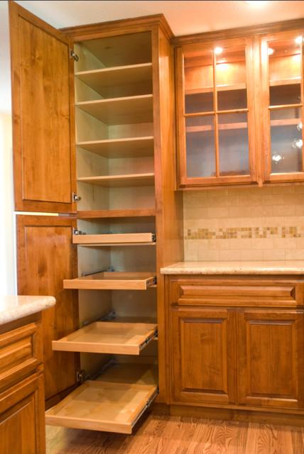 Cabinet Accessories - Modern - Kitchen Drawer Organizers ...