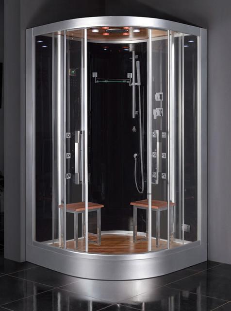 Ariel Platinum DZ962F8 Steam Shower modern-showers