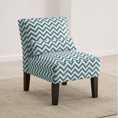 Skyline Furniture Upholstered Armless Accent Chair - contemporary ...