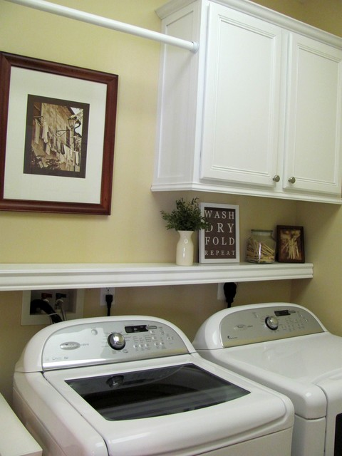 Laundry Room traditional-laundry-room