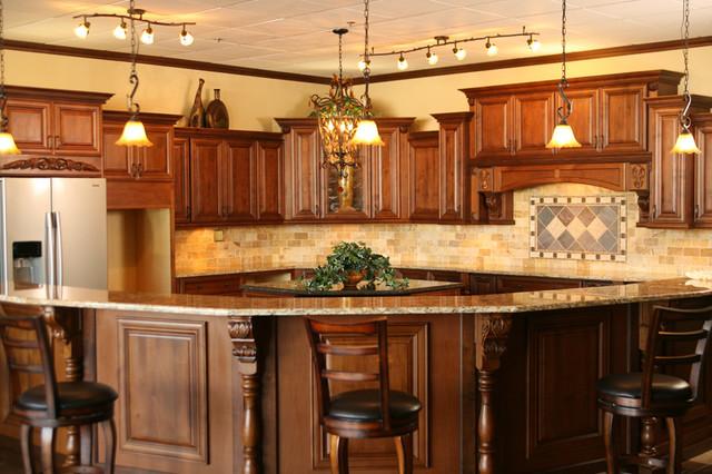 Bristol Coffee Kitchen Cabinets Home Design Photos