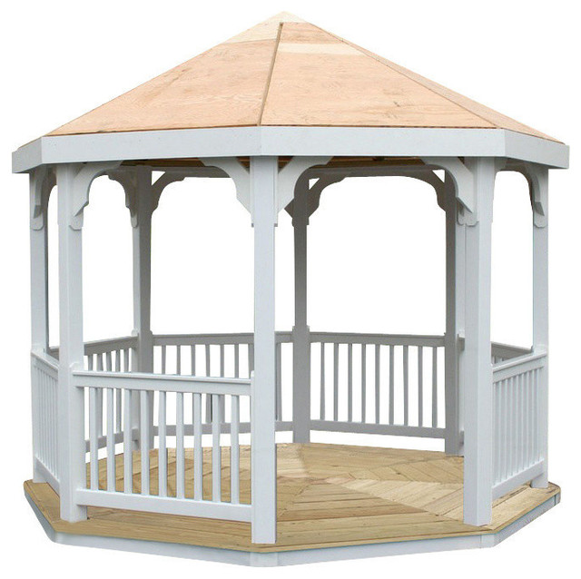 All Products / Exterior / Lawn & Garden / Outdoor Structures / Gazebos ...