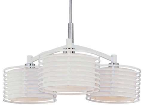 Andretti Chandelier contemporary-chandeliers