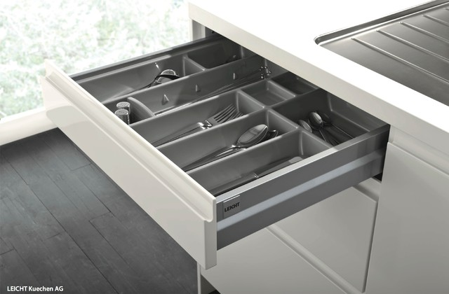 Interior Accessories contemporary-kitchen-drawer-organizers
