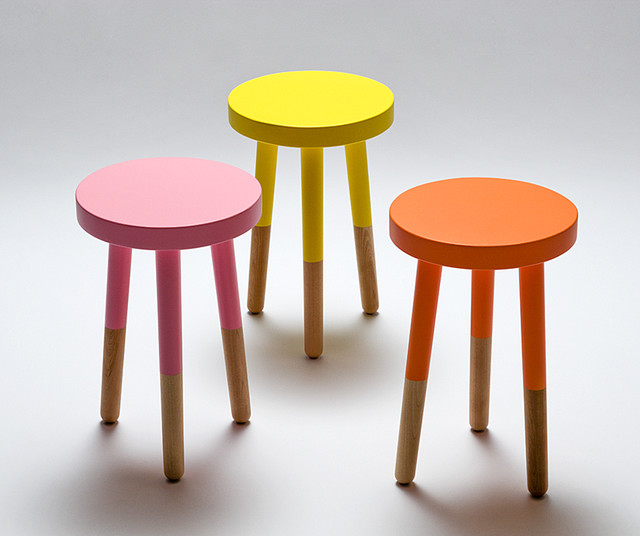 UM Project Milking Stool modern chairs