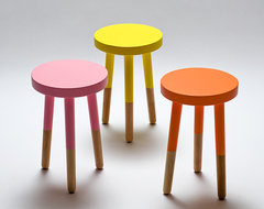 UM Project Milking Stool modern-side-tables-and-end-tables