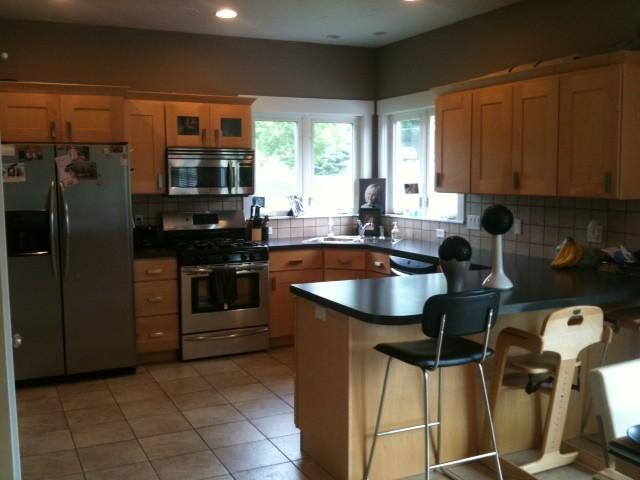 Kitchen Redo contemporary