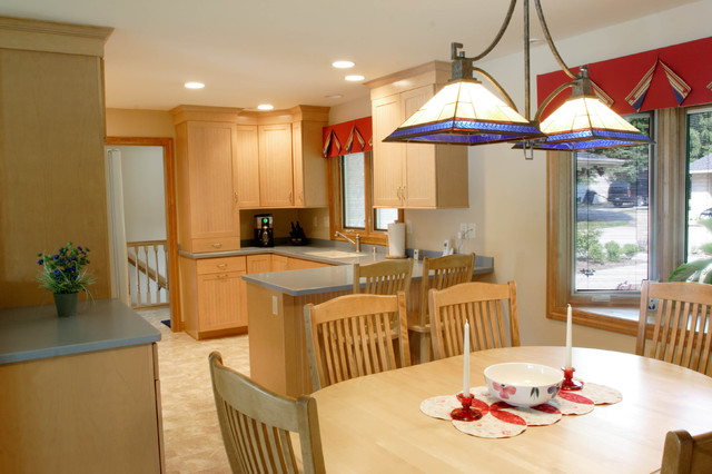 Mauer - Whole House Remodel traditional-kitchen