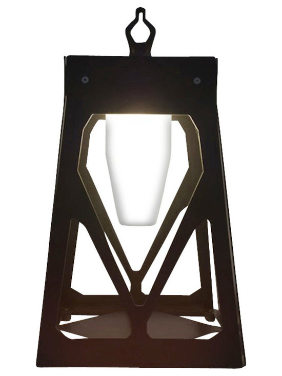 Tango Lighting - Tango Charles Outdoor Wall Light - The Charles family by the hand of Stephane Lebrun is designed for indoor and outdoor use.