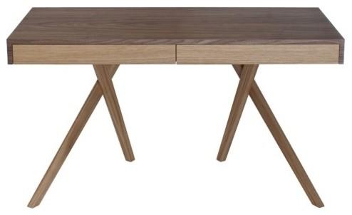 Steuart Padwick | Legs Crossed Desk modern-desks