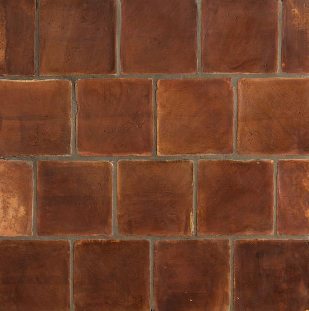Spanish Handmade Terracotta Tile Mediterranean Wall And Floor Tile