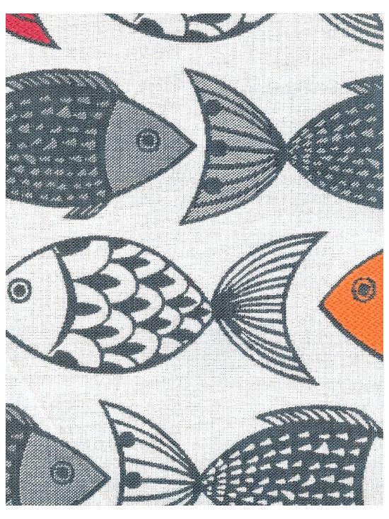 Outdoor Fish Design Fabric -