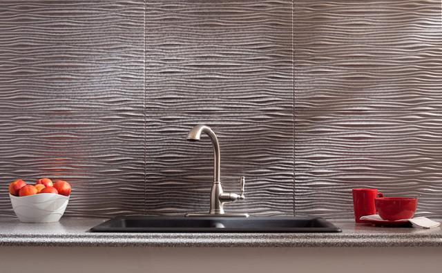 modern backsplash styles modern tile other metro
