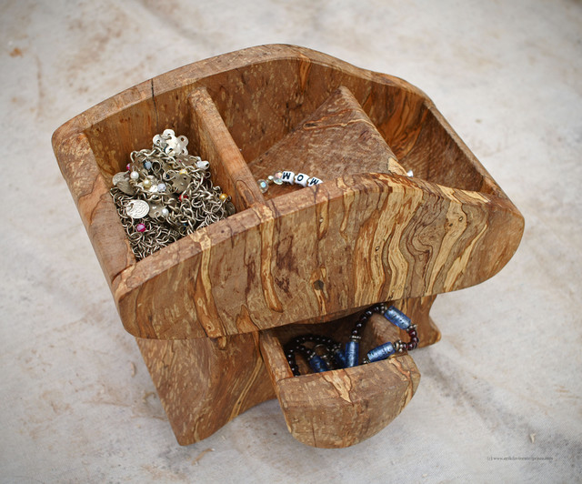 Ambrosia Maple Jewelry Box eclectic-jewelry-boxes-and-organizers