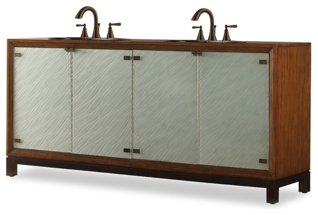 Vintage Bathroom Vanities contemporary-bathroom-vanities-and-sink-consoles