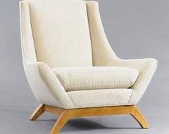Jensen Chair modern-armchairs