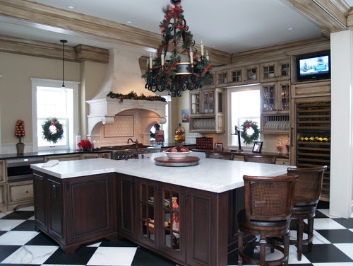 10 Quick And Easy Holiday Kitchen Decorating Ideas