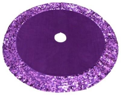 Purple Tree Skirt 75